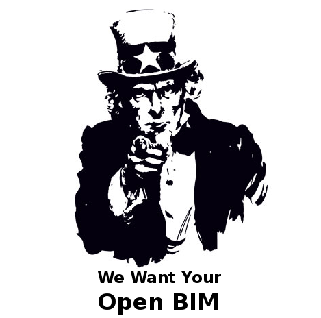 Do we need interoperability based on open BIM IFC?